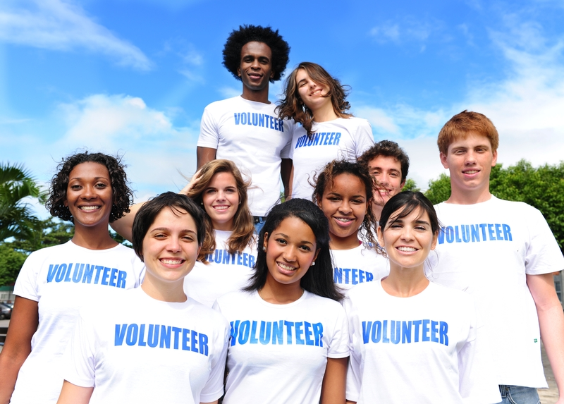 What are the best reasons to volunteer?